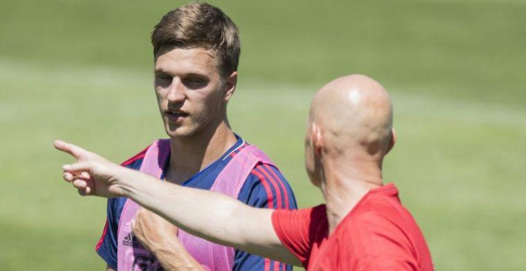 'Ajax noteert naam van Colombiaan (21) als alternatief voor stand-ins Veltman'