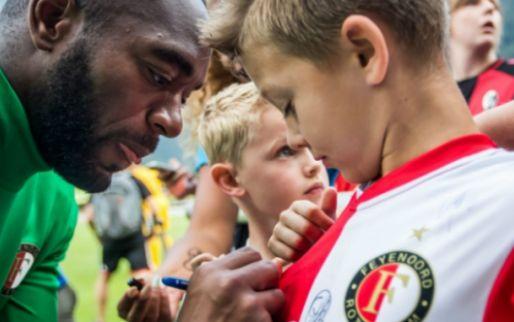 Boodschap voor Van Bronckhorst: Ik hoor eerste keeper van Feyenoord te zijn