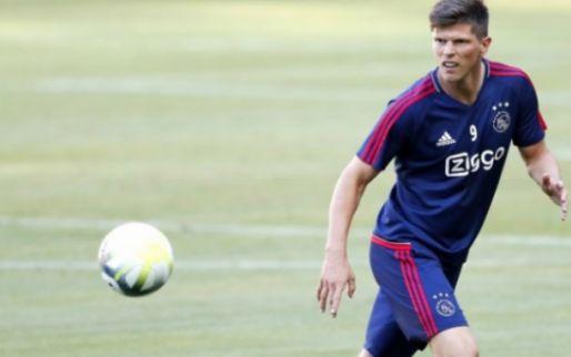 Afbeelding: Ajax geeft in het 'geheim' voorsprong weg: goals Huntelaar en Cerny