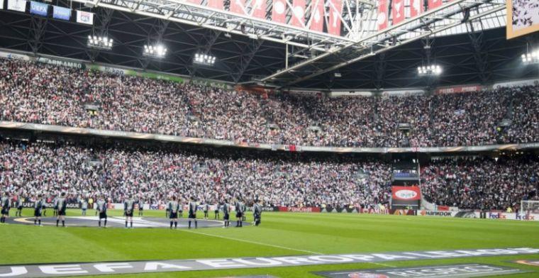 Ajax besluit programma voor Open Dag aan te passen: 'Soberder karakter passender'