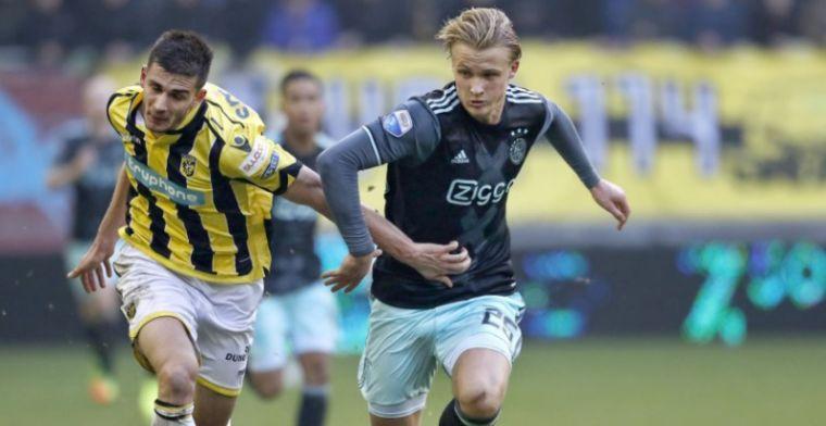Vitesse huurt Chelsea-international opnieuw: Historisch succes geboekt