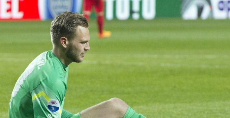 Doelman voelt zich bevrijd na FC Twente-vertrek: 'Ik voelde me geen keeper'