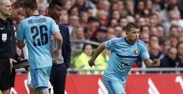 Overbodige Feyenoorder mag jaartje ervaring opdoen in de Jupiler League