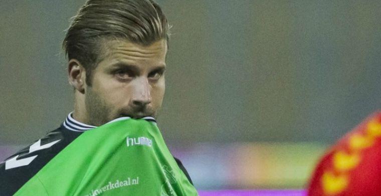 Cambuur strikt keeper met verleden bij Feyenoord, FC Utrecht en Go Ahead