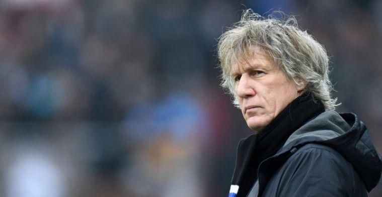 Verbeek velt oordeel: Ajax heeft wat dat betreft echt een voorsprong