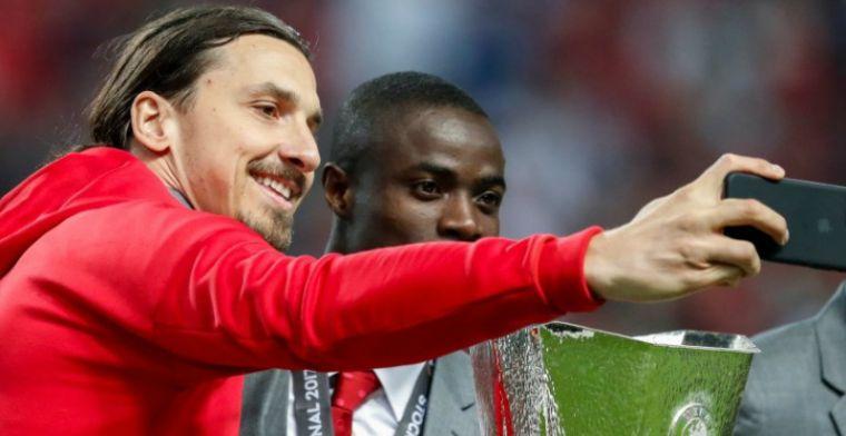 Manchester United werkt aan terugkeer Ibrahimovic: Hij kan nog beter'