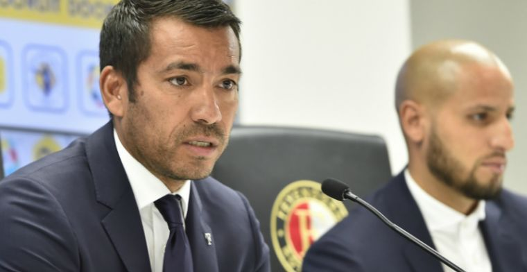 Keepersprobleem bij Feyenoord; nieuwe tegenvaller voor verdediger
