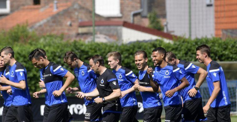 OFFICIEEL: Roeselare plukt verdediger weg bij Club Brugge