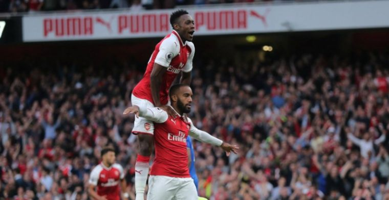 Legendarisch Premier League-begin: comeback Arsenal in duel met zeven (!) goals