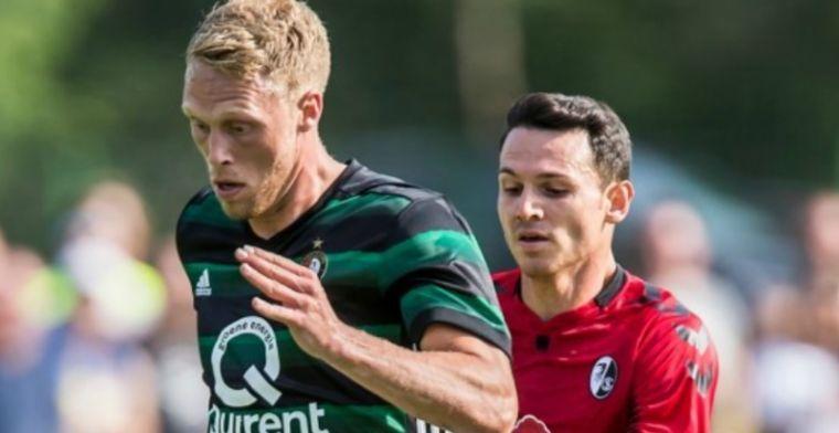 Jörgensen: Wil heel graag ook in een grote wedstrijd scoren, zeker tegen Ajax