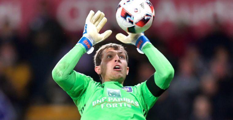 Anderlecht houdt Excelsior-boot af: Ik heb gevraagd me wat tijd te geven