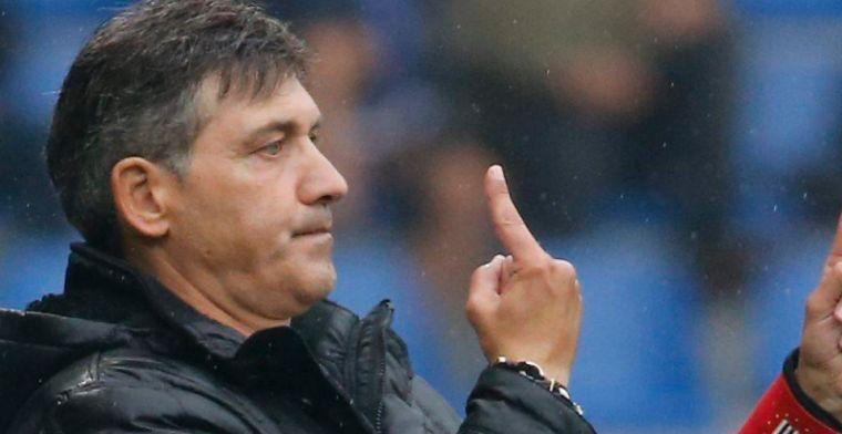 'Ik ben toch op mijn hart getrapt dat Club Brugge voor Leko koos'