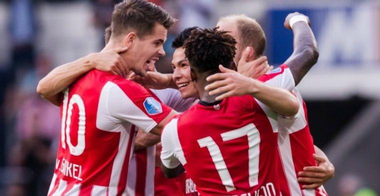 Van Ginkel: 'Goed begin, maar hij had wel een paar goals meer mogen maken'