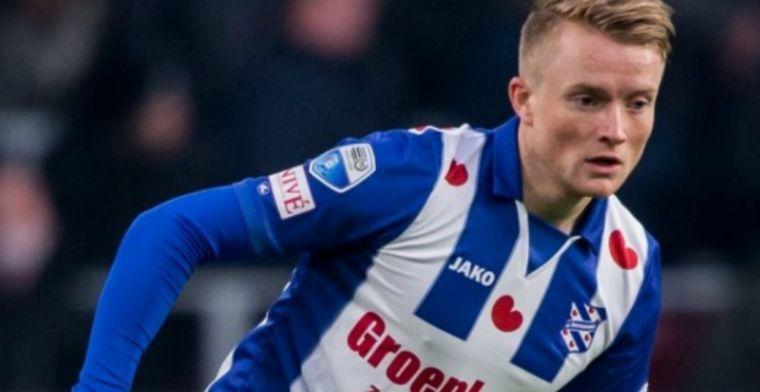 Heerenveen ontkent Larsson-beschuldigingen: Hier is niets van waar. Nul