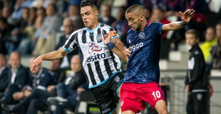 Valse start voor Ajax: Heracles zorgt voor megastunt in eerste speelronde