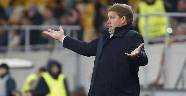 Vanhaezebrouck baalt en klaagt: ''Veel spelers die Hein wilde, zijn hier niet''