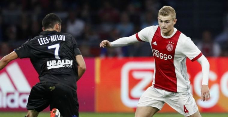 Ajax onderhandelt: 'Als ze een beetje hun best doen, komen we er wel uit'