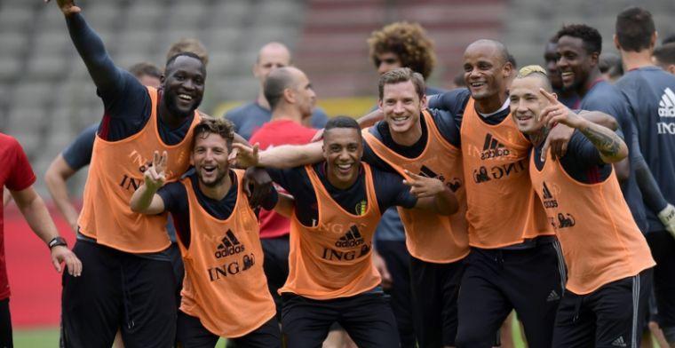 België boven in de Premier League, heel wat Rode Duivels beginnen hun seizoen