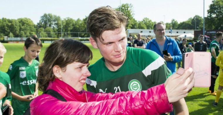 'Als ik ze nu bij Ajax zie spelen, denk ik af en toe: wat als ik was gebleven?'