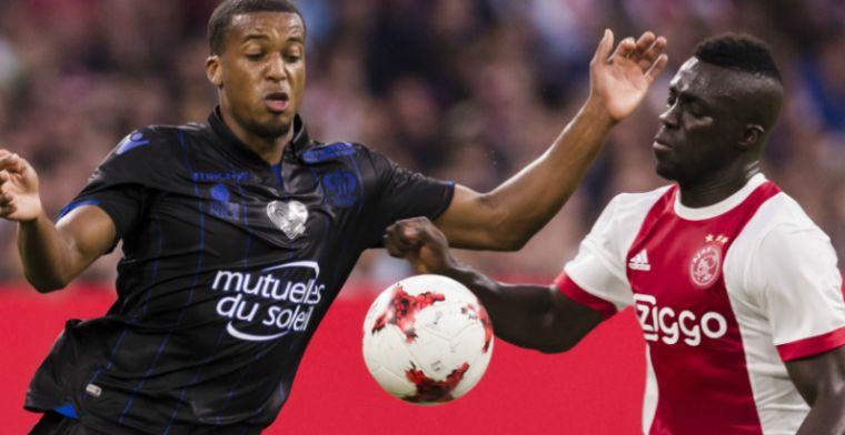 'Sánchez hakt knoop door en dient vertrekwens in bij Ajax-directie'