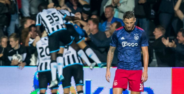 Ajax-terugkeer 'niet verwacht': 'Hoopte eigenlijk op een transfer die niet kwam'