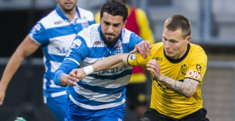 LIVE-discussie: PEC Zwolle en Roda JC met in totaal zeven nieuwe namen