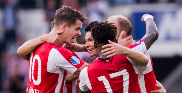 PSV-teamgenoten lovend: Hij heeft vanavond laten zien wat hij in huis heeft