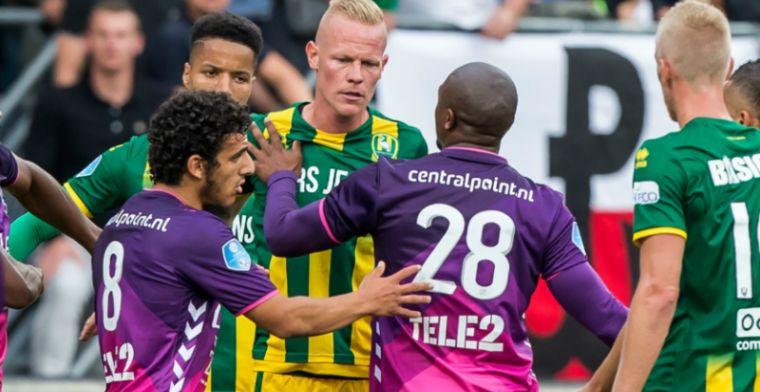 'Ajax, Feyenoord en PSV hebben zich niet voor mij gemeld. Dan het buitenland'