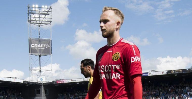 Jurjus verbaast zichzelf tijdens Roda-debuut: 'Heb ik nog nooit gehad. Heel raar'