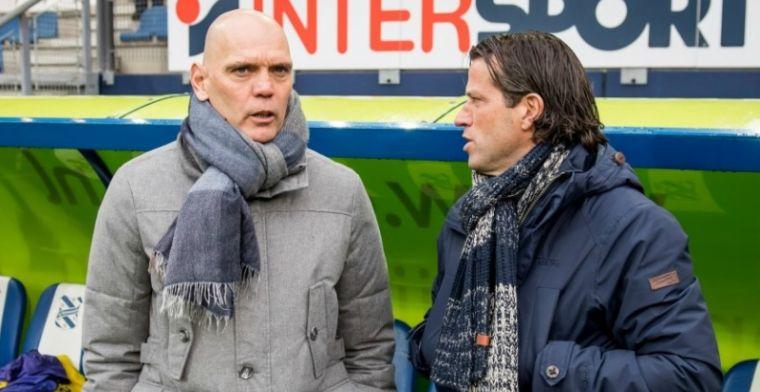 'Heel sterk. Of hij een Eredivisie-sensatie kan worden? Ik hoop het'