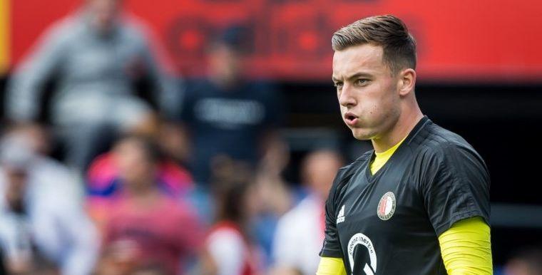 Piepjonge debutant bij Feyenoord: 'Vuile teringhond, jij mag er wél staan'