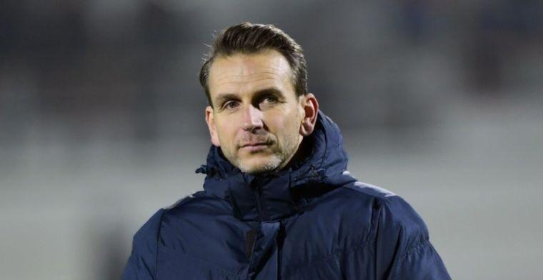 Stuivenberg over duel met Antwerp: Dan meeste kans om te winnen