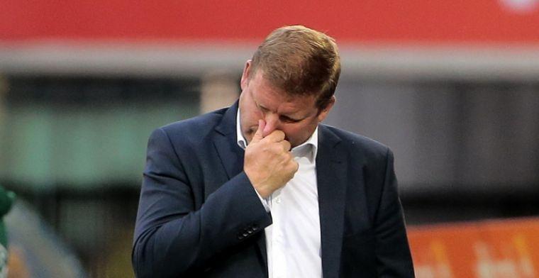 Zit Vanhaezebrouck in de problemen bij Gent? 'Er zit ruis op de relatie'