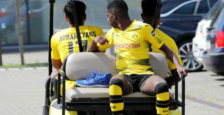 Barça heeft nog twaalf dagen om deal van 150 miljoen af te ronden met Dortmund