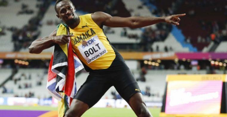Dortmund verwelkomt Bolt op training; Championship-club biedt legende al stage aan