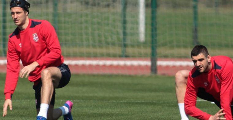 Speler van Gent en Anderlecht moeten samenwerken voor belangrijk Servisch doel