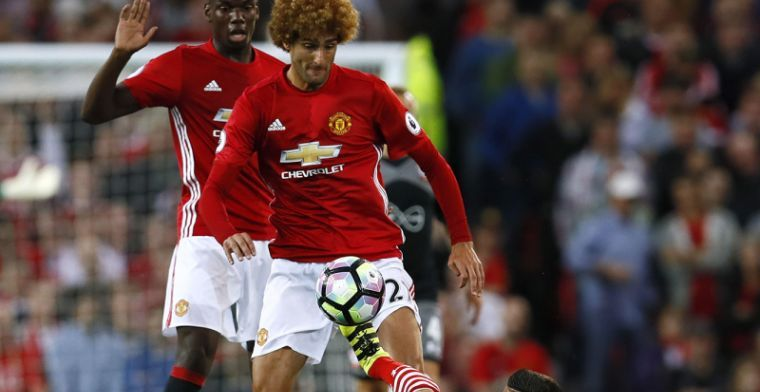 'Geen basisplaats bij Man United, maar Fellaini kan richting absolute topclub'