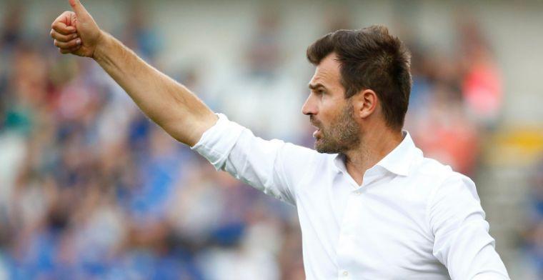 Leko doet beroep op supporters voor Europees duel: ''We hebben onze fans nodig''