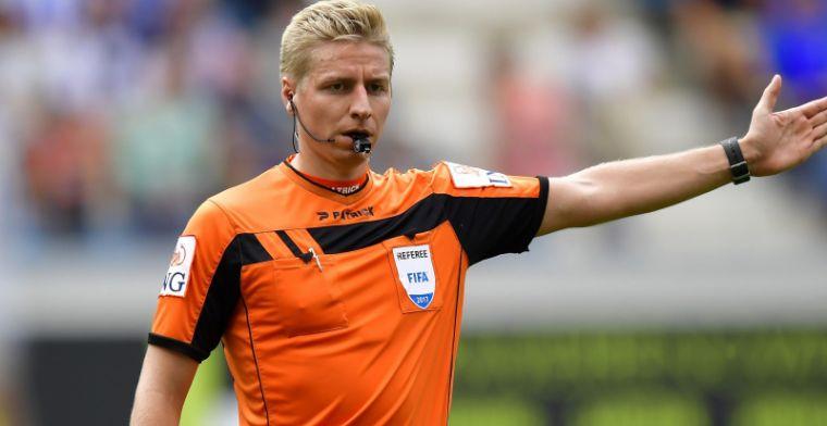 'Videoref in Zulte Waregem-Club Brugge bekeek enkel live-beelden, geen herhaling'