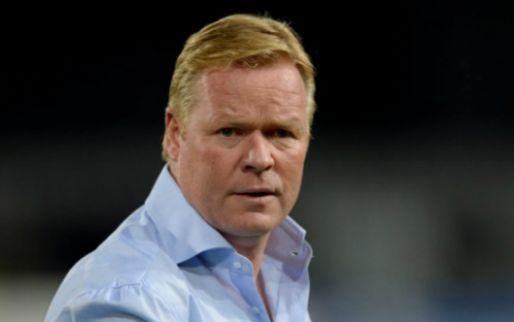 Transfernieuws | Koeman krijgt advies en sluit superstunt op transfermarkt niet uit: