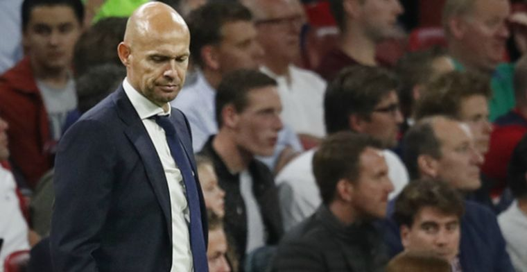 Keizer: 'Trainer van Ajax moet winnen. Er is maar één persoon verantwoordelijk'