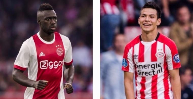 Ajax, Feyenoord en PSV opgelet: 11 interessante Latijns-Amerikaanse talenten