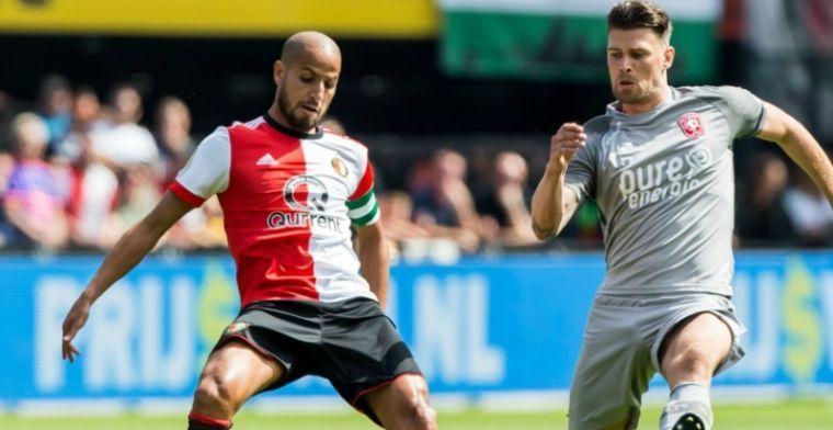 El Ahmadi onder de indruk: Het is een speler die bij Feyenoord past