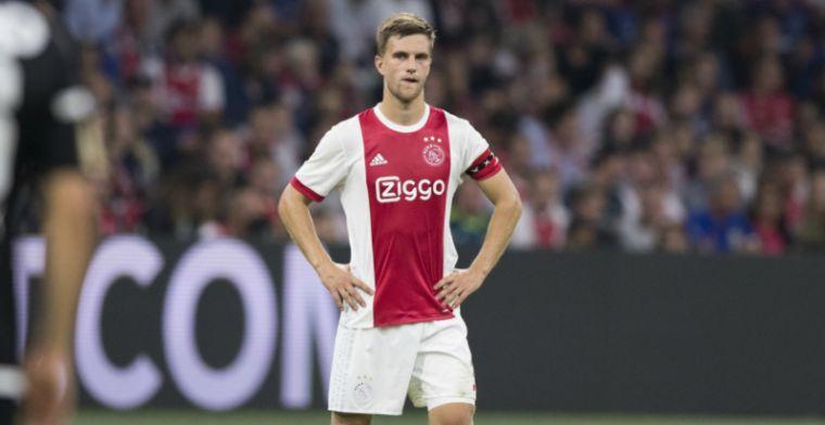 Schlemiel Veltman zoekt naar antwoorden: Is tussen hem en Ajax