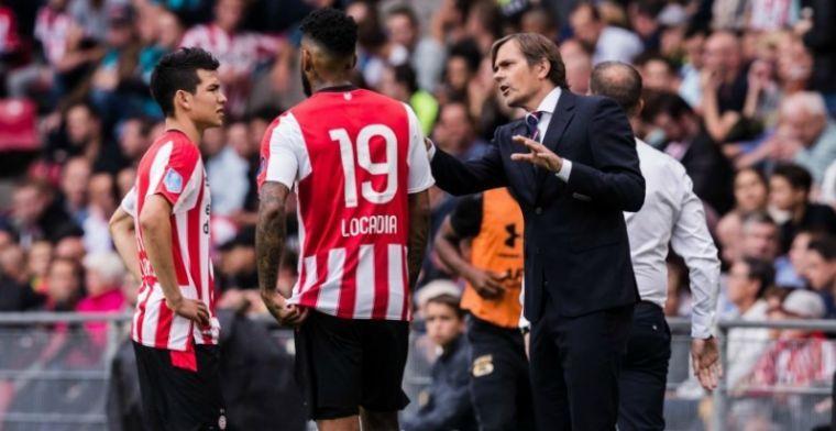 Cocu rekent op PSV-transfer: 'Meerdere kan ik niet beloven. Het is mogelijk'