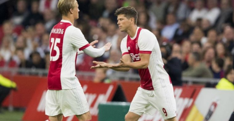 'Tandeloos' Ajax zorgt voor verbazing in Noorwegen: 'Dolberg leek wel oude man'