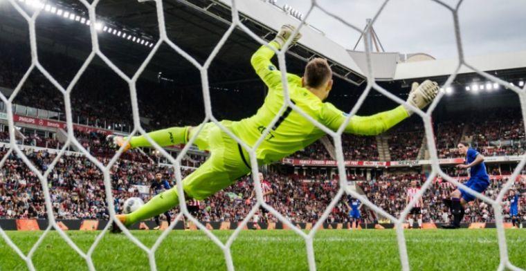 'Meerdere clubs willen Zoet hebben; PSV bepaalt vraagprijs voor doelman'