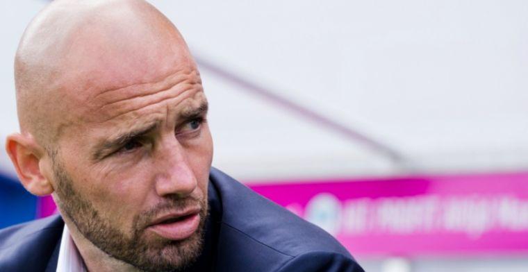 'Gezeik omdat Feyenoord geen kampioen werd. Tegen Ajax liepen ze de polonaise'