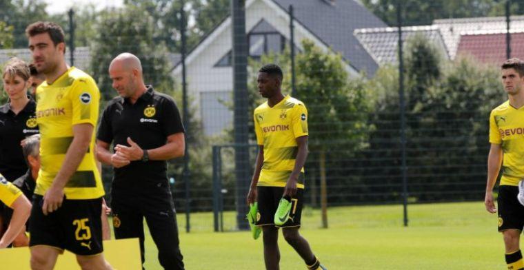 Seizoen van Bosz in gevaar: Ik maak me zorgen over wat er in Dortmund gebeurt