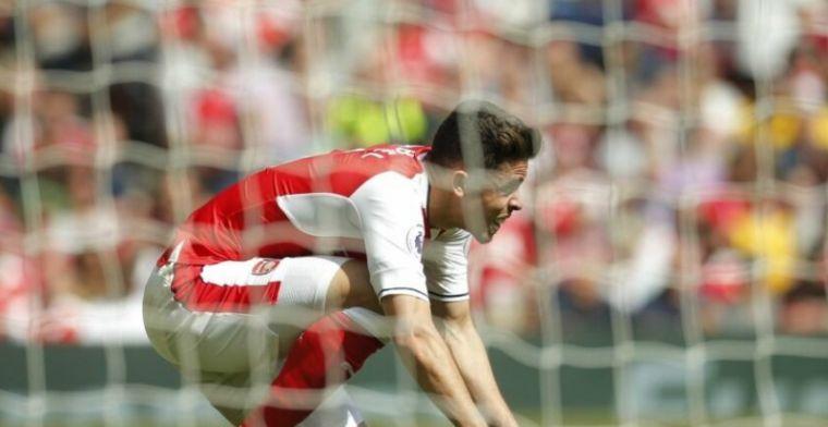 Arsenal-verdediger naar Valencia: vijfjarig contract en clausule van 80 miljoen